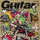 「ギター・マガジン 2011年4月号」にuncle-jamのインタビューが掲載