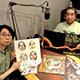 K-mix「ようこそ夢街名曲堂へ!」に黒沢秀樹がゲスト出演